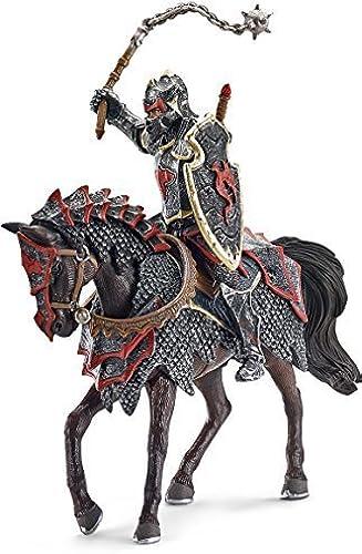 tienda hace compras y ventas Schleich Dragon Dragon Dragon Knight Action Figure on Horse with Flail by Schleich  barato