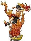 WIJJZY TQGG One Piece Figura Portgas · D · Ace Fight Edition Figura Figura Figura Figura de acción