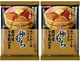 [Pack of 2] Nisshin Japanese Style Fluffy Hot Cake Mix, Pancake Mix, 日清 ホットケーキミックス 極もち - 19.1 Oz | Top Ranking in Japan