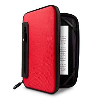 Marware Jurni for Kindle, Kindle Touch, & Kindle Paperwhite (Red/Black) (B005HSG31K)   Amazon price tracker / tracking, Amazon price history charts, Amazon price watches, Amazon price drop alerts