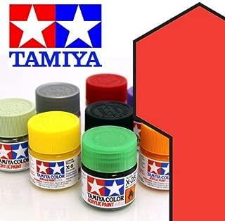Tamiya 81527 Acrylic Mini X-27 Clear Red