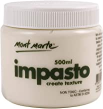 Mont Marte Impasto Acrylic Medium 500ml (17oz)