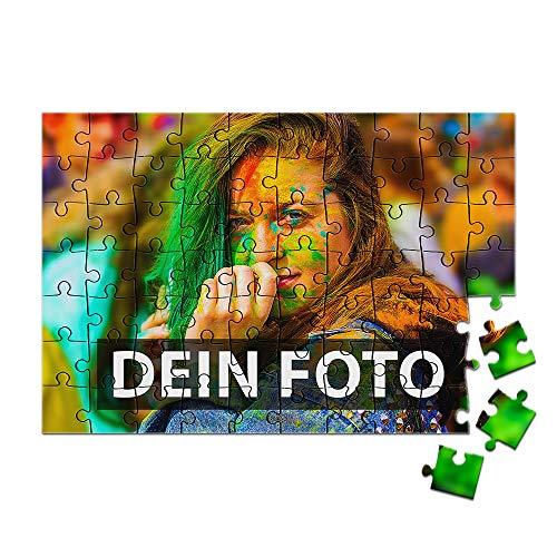 Foto-Puzzle 24 - 1000 Teile / inkl. Verpackung / mit eigenem Bild Bedrucken Lassen - 70 Teile - Kartonverpackung