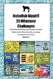 Nebolish Mastiff 20 Milestone Challenges Nebolish Mastiff Memorable Moments.Includes Milestones for Memories, Gifts, Grooming, Socialization & Training Volume 2