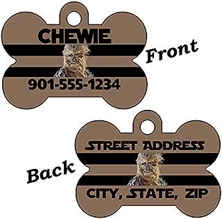 chewbarka pet tags