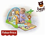 Fisher-Price - P7977 - Tapis - Douce Planète 1,2,3