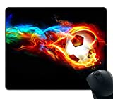 Smooffly Soccer Large Mousepad Mouse Pad Great Gift Idea