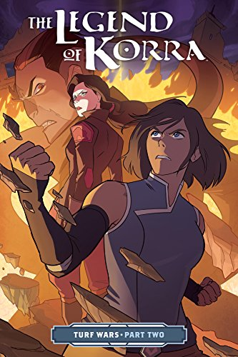 Legend Of Korra, The: Turf Wars Part Two: 02 (The legend of Korra)
