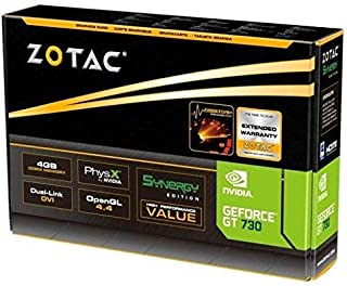 Zotac GeForce GT 730 Synergy Edition 4GB DDR3 Graphics Card