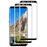 SNUNGPHIR Protector de Pantalla para Samsung Galaxy S9 Plus Protector [2 Pack],Cristal Templado...