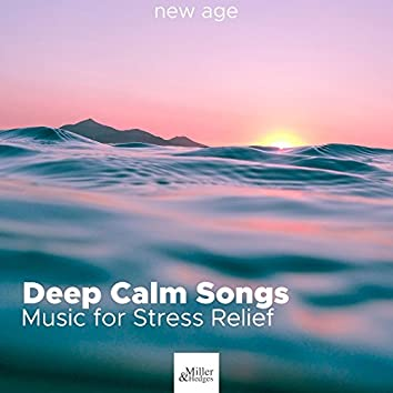 Deep Calm Songs - Music for Stress Relief, Tracks for Sleep & Study