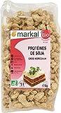 MARKAL Protéines de soja - gros morceaux -175G Bio -