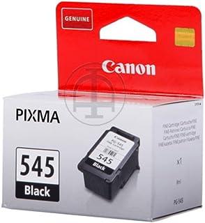 Original Tinte Canon PG 545BK 8287B001   1 Tinten Patrone   Schwarz   180 Seiten   8 ml