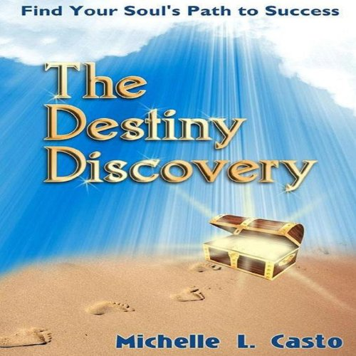 The Destiny Discovery audiobook cover art