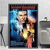VGSD Puzzle Blade Runner 2049 Película, Rompecabezas Abstractos Rompecabezas De Madera 1000 Piezas, Juguete Intelectual Regalo Divertido 50X75Cm