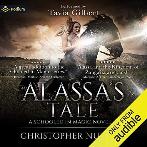 Alassa's Tale cover art