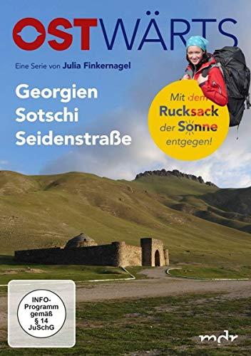 Ostwärts - Georgien, Sotschi, Seidenstraße [2 DVDs]