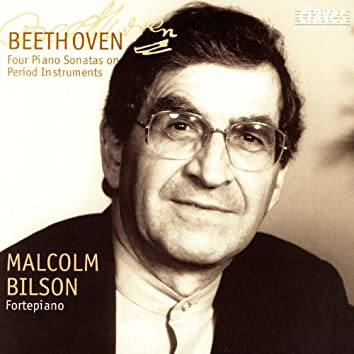 Beethoven: Piano Sonatas on Period Instruments