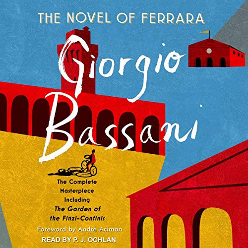 The Novel of Ferrara Titelbild