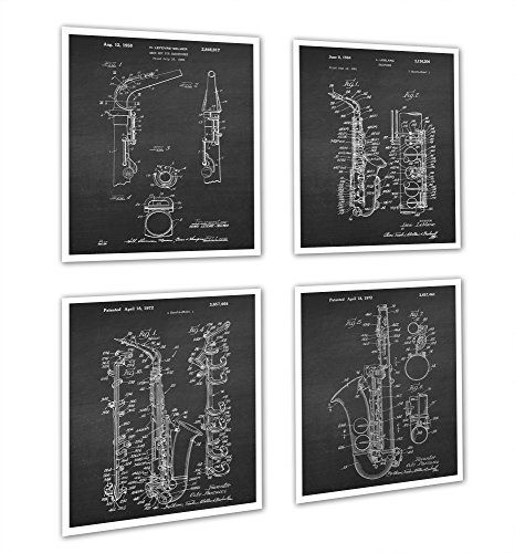 Saxophone Wall Decor