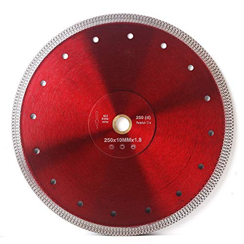 10 Inch Diamond Porcelain Cutting Blade (10 inch)