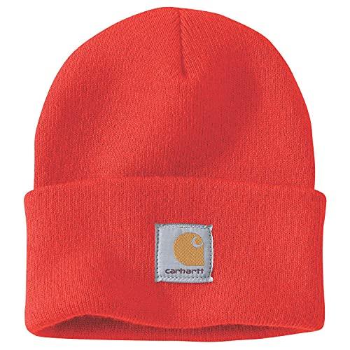 Carhartt Workwear Beanie Mütze Watch Hat, Arbeitsmütze, Farbe: Currant