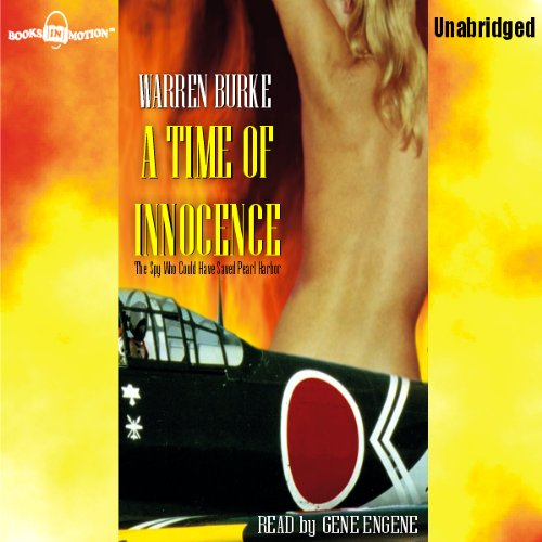 A Time of Innocence audiobook cover art