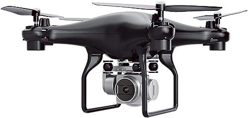 diseño único Mamum Mamum Mamum RC Drone Cámara ,X6 2.4G WiFi FPV Gran Angular 5MP 1080P cámara Gran Capacidad RC Quadcopter (negro)  lo último