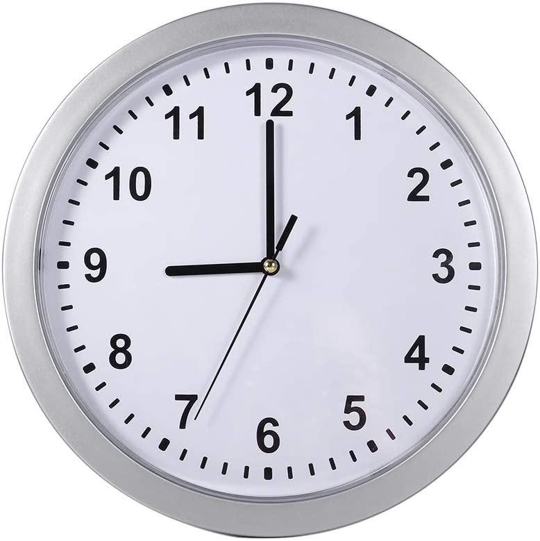 Nikou Wall Clock Safe depot Container We OFFer at cheap prices Hidden - Secret
