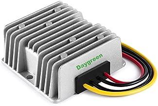 Daygreen Voltage Regulator DC DC 48V 60V 72V Step Down to DC 12V 10A Buck Transformer Converter, Non-Isolated