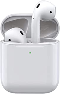 i500 Airpods 1:1 replica with gps positioning and name change - white