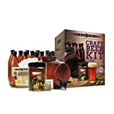 Mr. Beer IPA Edition 2 Gallon Homebrewing Craft Beer Making Kit with All Grain...