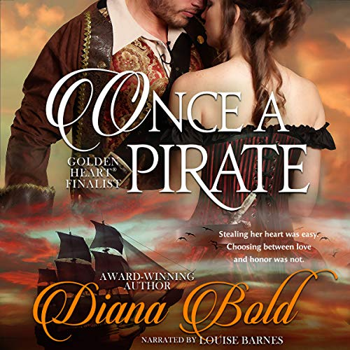 Once a Pirate Audiobook By Diana Bold cover art