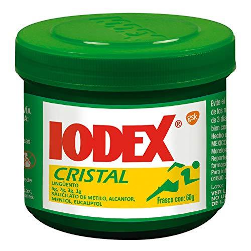 IODEX Iodex Cristal, 60 g, 1 count, Verde