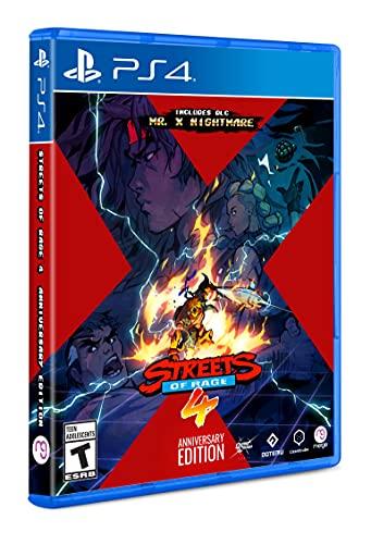 51UnSBoWRYL. SL500  - Streets of Rage 4 - Anniversary Edition - PlayStation 4
