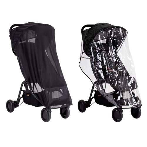 Mountain Buggy Nano All Weather Cover Pack by Mountain Buggy (English Manual)