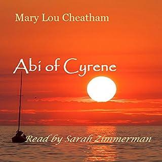 Abi of Cyrene audiobook cover art