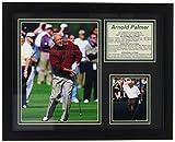 Legends Never Die Arnold Palmer 11' x 14' Framed Photo Collage, Inc.