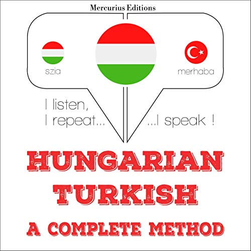 Hungarian – Turkish. A complete method cover art