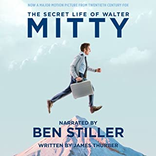 Free: The Secret Life of Walter Mitty cover art