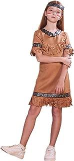 Girl's Indian Costume, Medium(7-9yrs)