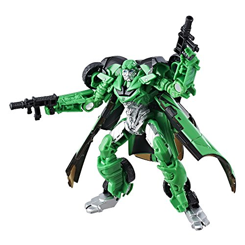 Transformers:The Last Knight Premier Edition Crosshairs-Figur