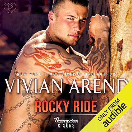 Rocky Ride audiobook cover art