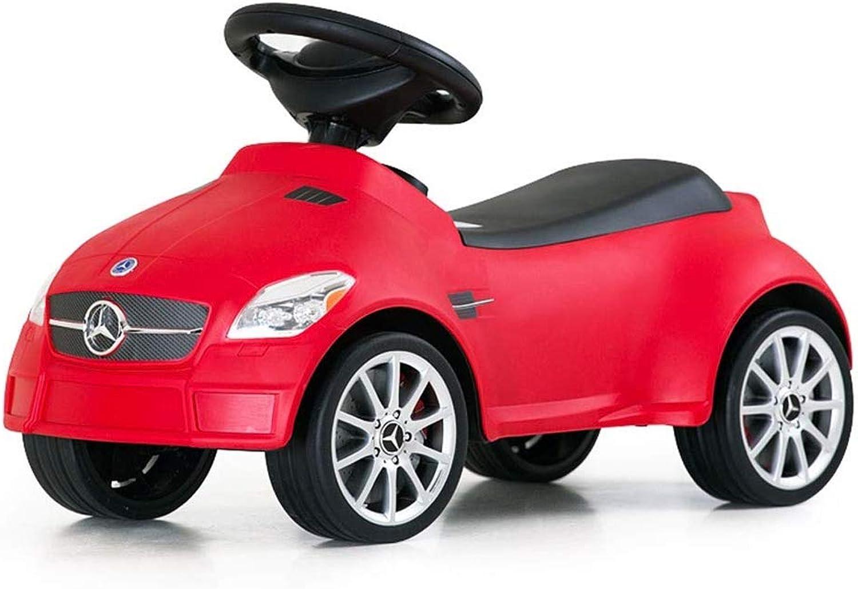 Hejok Twist Car, Twist Autos Kinder Twist Auto Yo Lauflernhilfe Kann VierrDrigen Roller Spielzeugauto Kinderwagen Kinder Wackeln Gyro Twist & Go Geschenk Sitzen
