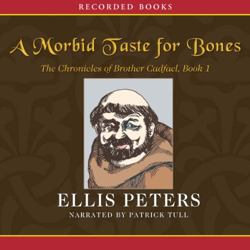 A Morbid Taste for Bones audiobook cover art