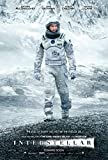 MBPOSTERS Interstellar (2014) Movie Poster, Plakat in Sizes