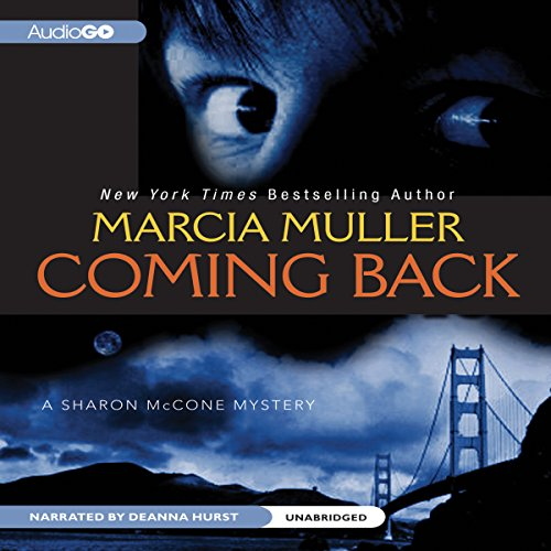 Coming Back audiobook cover art
