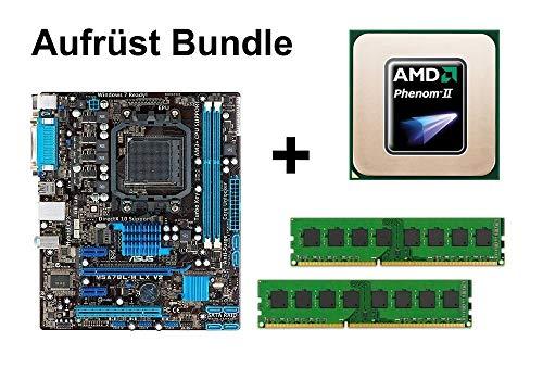 CSB Aufrüst Bundle - ASUS M5A78L-M LX V2 + Phenom II X6 1090T + 16GB RAM