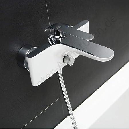 Art Platino Emira Bath Fittings Chrome Emii Bwn 020c Designer Faucet Wall Faucet Bathroom Faucet Single Lever Mixer Tap Amazon De Baumarkt