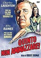 Quinto Non Ammazzare! [Italian Edition]
